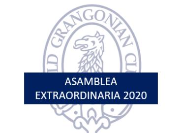 CITACION ASAMBLEA EXTRAORDINARIA DE SOCIOS