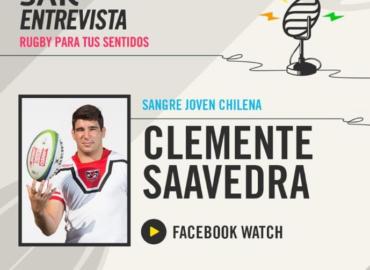 Entrevista a Clemente Saavedra por Sudamérica Rugby