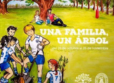 Campaña: UNA FAMILIA, UN ÁRBOL