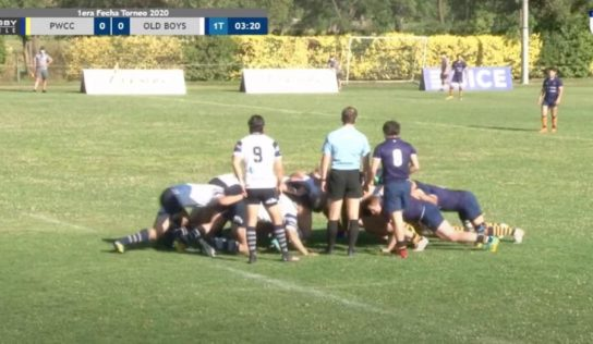 Vuelve el Rugby