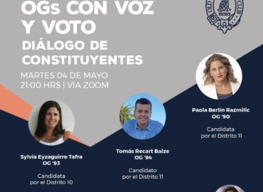OGs con Voz y Voto: Diálogo de Constituyentes